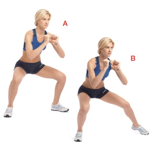 side squat courtesy of http://www.enlightenedtable.com/wp-content/uploads/2011/05/0910-lateral-shuffle_preview.jpg